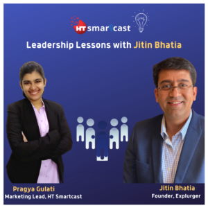 How to tackle the start-up challenges — by Jitin Bhatia, Founder, Explurger