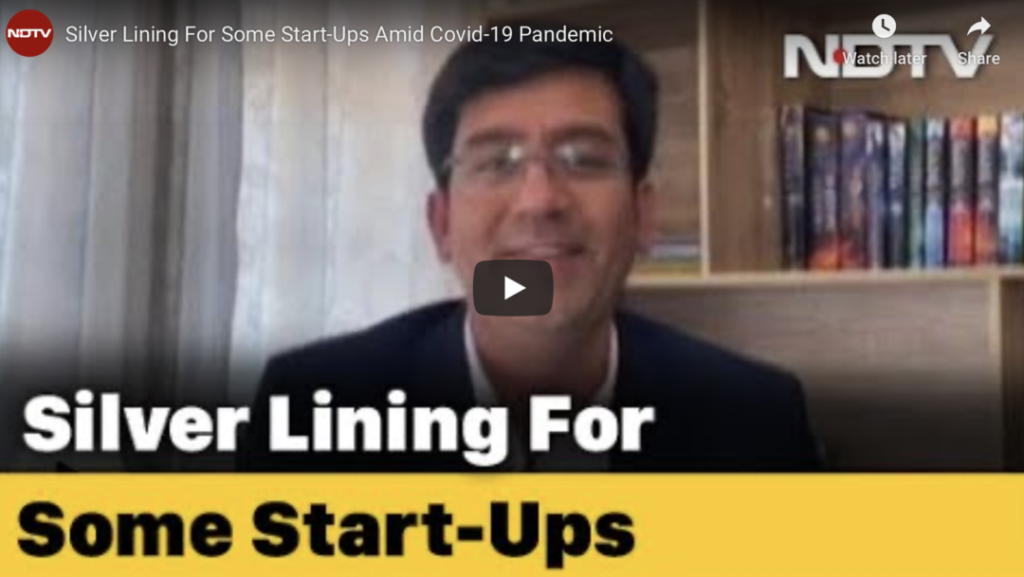 Interview on NDTV – Jitin Bhatia, Founder – Explurger